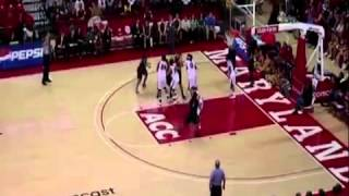 Alysha Harvin NCAA Highlights
