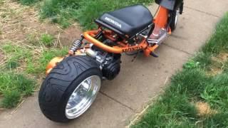 5. My 2011 Honda Ruckus build