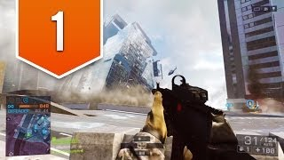 BATTLEFIELD 4 - Road to Colonel - Live Multiplayer Gameplay #1 - WINNING!