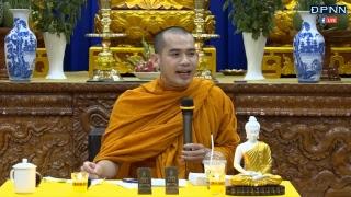[Livestream] Lớp Kinh Trung Bộ:  bài Kinh số 3: Kinh Thừa Tự Pháp (Dhammadàyàda Sutta)