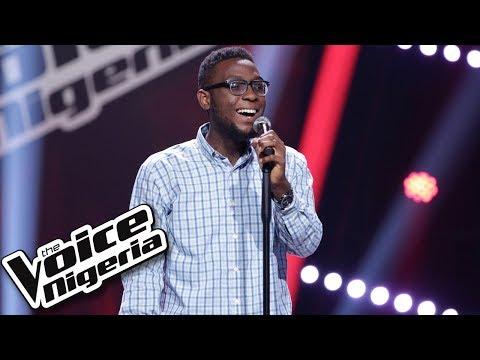 "Olawale Olusi sings ""Pillowtalk"",/ Blind Auditions / The Voice Nigeria Season 2"