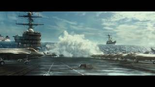 American Assassin 2017  Bomb blast in Sea HD