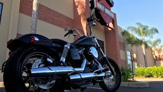 6. 2017 Harley-Davidson Dyna Street Bob (FXDB)│Review & Test Ride│All the Details