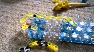 Time Lapse - Rainbow Loom Bands