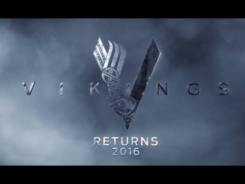 Vikings Season 4  -Music Trailer 2016- CDN TELEVISION NEWS®