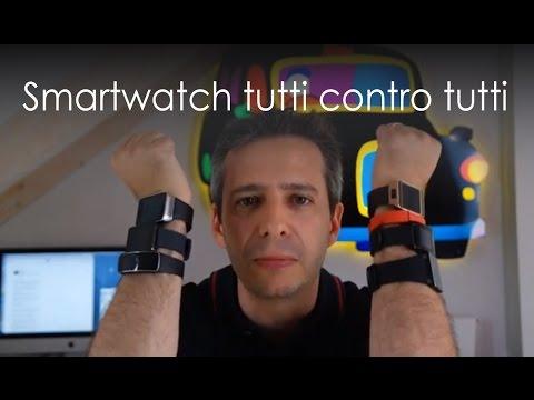 Smartwatch tutti contro tutti. Il confronto a 6 da HDblog