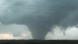 Canadian (TX) United States  city photos gallery : Strong Tornado northwest of Canadian, TX | May 27, 2015