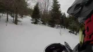 5. GoPro 2015: Rangeley, Maine Polaris RMK Off-trail Snowmobiling feat. Grace Potter