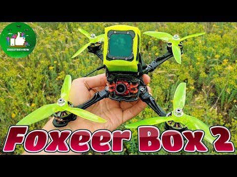 ✔ HD Камера Foxeer Box 2 4K 30fps - Подробный Обзор и Сравнение с Session 5 и Runcam 5!