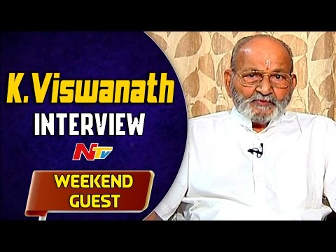 K Viswanath Special Interview | Dadasaheb Phalke Award Winner | Weekend Guest