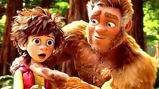 Nonton Bigfoot Junior Bande Annonce Vf  Animation  2017  Film Subtitle Indonesia Streaming Movie Download