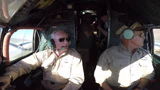 Wings Out West Guest of Honor Lt. Col. (RET) Dave Hamilton's 97th Birthday Flight