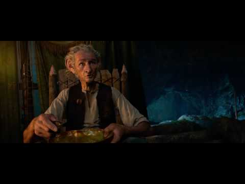 The BFG (Clip 'Giant Speak')