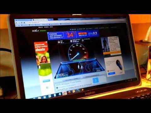 Norwegian Getaway Internet speed demo