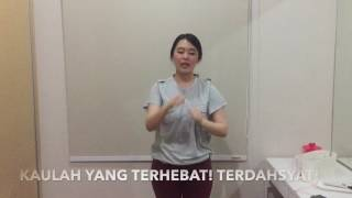 TERHEBAT TERDAHSYAT - JPCC Kids Camp Theme Song - choreography | 2017