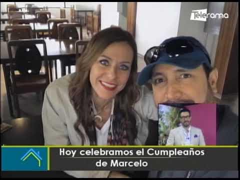 Hoy celebramos el cumpleaños de Marcelo