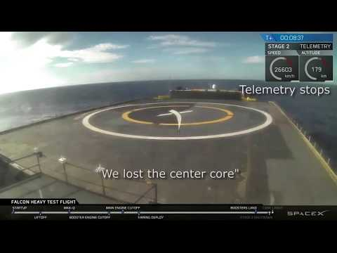 Looks like the cameras on the Falcon 9 drone ship never went out - they just switched away from the feed to make sure it had landed (it did not)