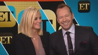 Donnie Wahlberg & Jenny McCarthy Talk New Reality Show: We Might Be Oversharing