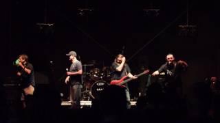 Video S.P.A.M. - Nymfa a Propast - JičínFest 2017 LIVE