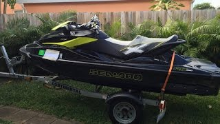 9. [UNAVAILABLE] Used 2013 Sea-Doo RXT-X 260 in Hialeah, Florida