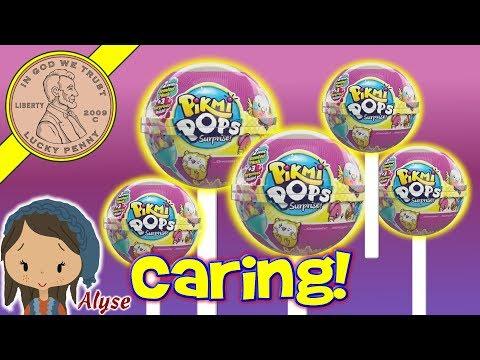 Pikmi Pops Surprise Toys - Scented Plush Stuffed Animal Toys - Moose Toys
