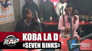 "Download Lagu Koba LaD ""Seven Binks"" ft Bolemvn & Mafia Spartiate #PlanèteRap Mp3"