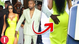 Video 10 Strict Rules Kanye West Makes Kim Kardashian Follow That Proves He's JEALOUS MP3, 3GP, MP4, WEBM, AVI, FLV September 2018