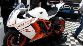 10. 2012 KTM RC8 - R