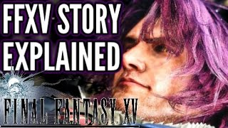 Video The ending of Final Fantasy XV, Noctis' true name and Ardyn's story explained (FFXV Spoilers) MP3, 3GP, MP4, WEBM, AVI, FLV Februari 2019