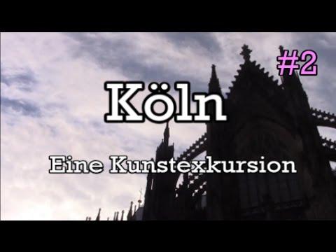 Köln - Eine Kunstexkursion: Tag 2 // Picasso, Rembr ...