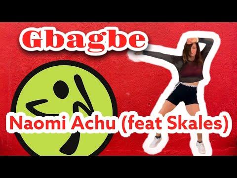 Gbagbe by Naomi Achu (feat Skales) Zumba®️Fitness Choreo by Inka Brammer
