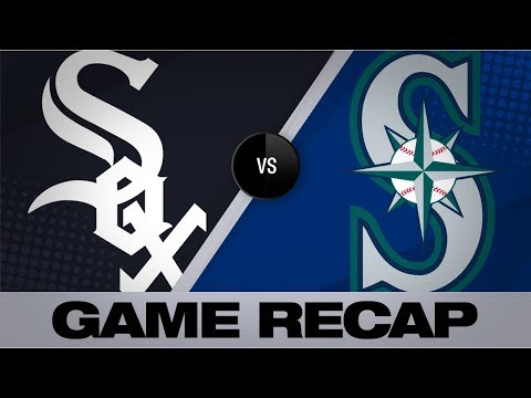 Video: Narvaez walks it off with solo HR in 10th | White Sox-Mariners Game Highlights 9/14/19