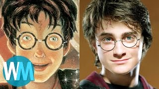 Video 10 Shocking Differences Between the Harry Potter Movies and Books MP3, 3GP, MP4, WEBM, AVI, FLV Juli 2018