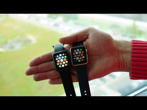 Полный обзор Apple Watch Series 2