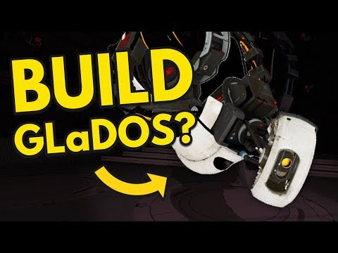 To Build An AI Like GlaDOS, You'd Need A Bitcoin Mining Operation The Likes Of Which The World Has Never Seen