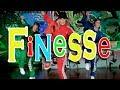 Finesse - Bruno Mars ft. Cardi B   Jasmine Meakin (Mega Jam)