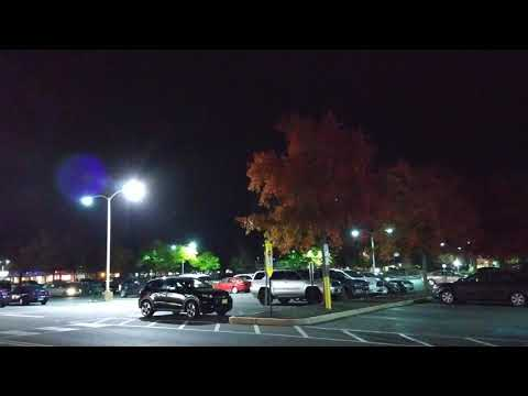 RED Hydrogen One 4K Night Sample Video