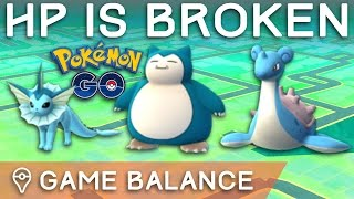 ONE SIMPLE TRICK TO BALANCE POKÉMON GO! (GAME DESIGNERS HATE HIM!) by Trainer Tips