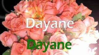 Dayane De Mattos - Ouve A Minha Oração