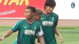 Video Yangon United Striker Kyaw Ko Ko Goals for 2016 MP3, 3GP, MP4, WEBM, AVI, FLV Juli 2018