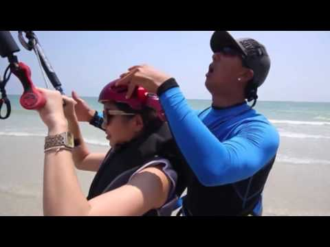 X Treme Girls Kite Surf Ep.9