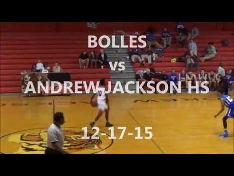 BOLLES SCHOOL vs ANDREW JACKSON HIGH SCHOOL