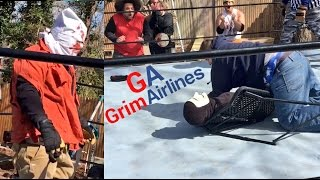 "GTS wrestling supercard event features a fat kid defending in an intercontinental championship match and grim vs vendetta table match with insane wwe finishing moves like triple h pedigree and john cenas attitude adjustment in this professional wrestling ppv entertainment video!Save 10% on your wrestling figures with promo Code ""GRIM"" here: http://www.ringsidecollectibles.com/Merchant2/merchant.mv?&DHPlease rate comment and subscribe to this channel for the most fun wwe style wrestling channel on youtube! This is not a real fight it is professional wrestling style wwe entertainment. Dont miss daily episodes from the greatest toy collector of all time, GRIM!OUR SECOND CHANNEL: http://www.youtube.com/user/kidlockdmhOFFICIAL WEBSITE: http://grimstoyshow.com/GET GRIMS TOY SHOW TSHIRTS HERE!! http://440416.spreadshirt.com/FOLLOW US ON TWITTER https://twitter.com/GrimsToyShow Grims Toy Show does NOT have a FACEBOOK GRIM'S fan run INSTAGRAM account @GTSAMABASSADOR"