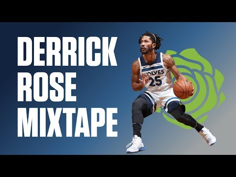 Video: Derrick Rose's game has transformed since MVP days | NBA Mixtape