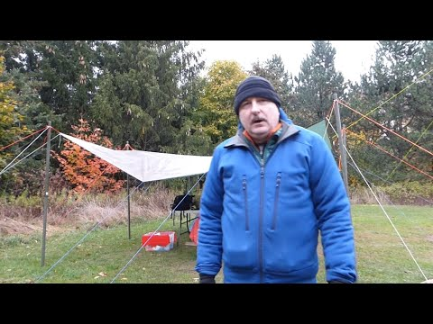 Contesting In The Cold - 2017 CQ WW SSB DX Contest