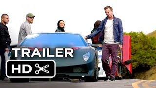Need For Speed - Extended Look TRAILER (2014) - Aaron Paul, Dominic Cooper Movie HD
