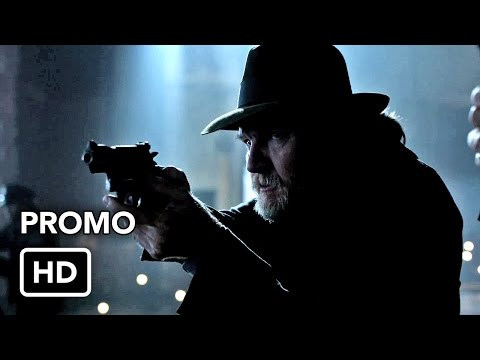 Gotham Season 3 (Promo 'Who Is Harvey Bullock?')