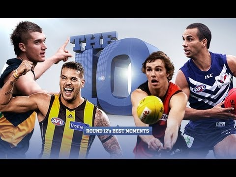 12 - The best highlights from Round 12, 2013. For more video, head to http://afl.com.au.