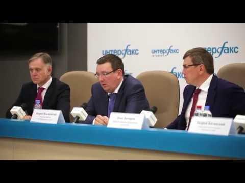 Пресс-конференция о HeliRussia 2018 (Часть 1)