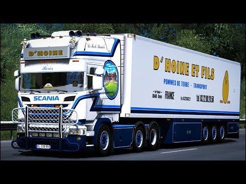 Scania DHoine v1.0